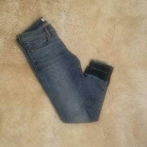 Banana Republic Skinny Ankle Jeans